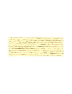 DMC Coton Perlé n°5 - 745