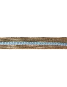 Corde de lin turquoise Fb.16