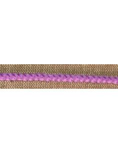 Corde de lin violette Fb.33
