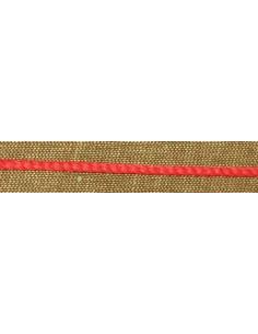 Corde de lin rouge Fb.208