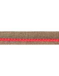 Corde de lin rouge Fb.225