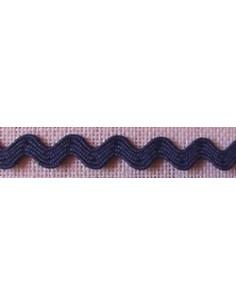 Croque bleu foncé 9mm