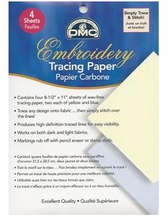 DMC - Papier Carbone pour la broderie