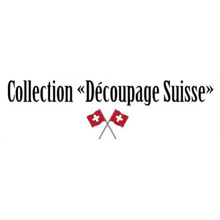 Collection - Découpage Suisse